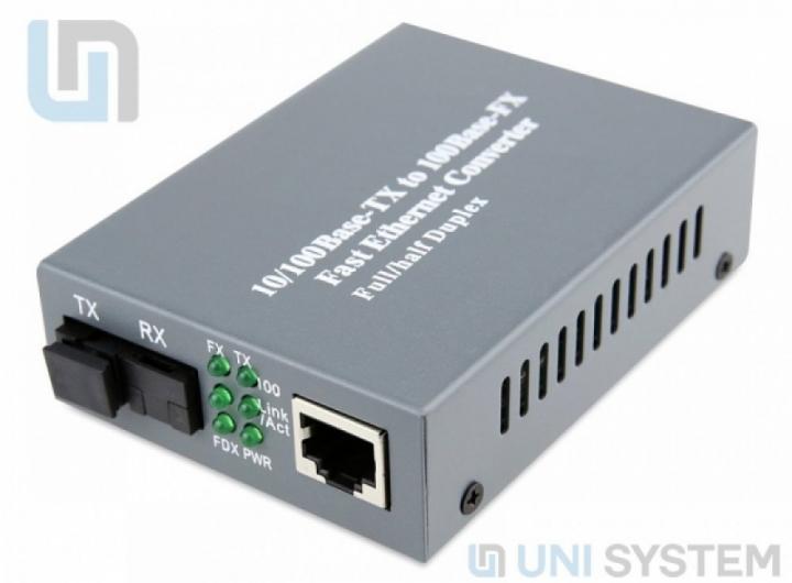 Báo giá phân phối bộ chuyển đổi 1 sợi quang, converter quang 1 sợi FMC-FEBSA-1F1T-3155S20
