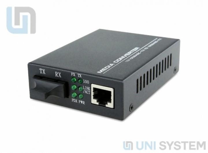 Báo giá phân phối bộ chuyển đổi 2 sợi quang, converter quang 2 sợi FMC-FESA-1F1T-31S20 【Chính hãng】