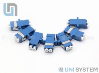 Adapter LC/UPC Duplex
