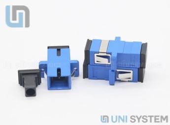 Adapter SC/UPC Simplex(SP)  Duplex (DP)