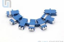 Hiểu thêm về các kết nối chuẩn LC qua dây nhảy quang LC và adapter quang LC