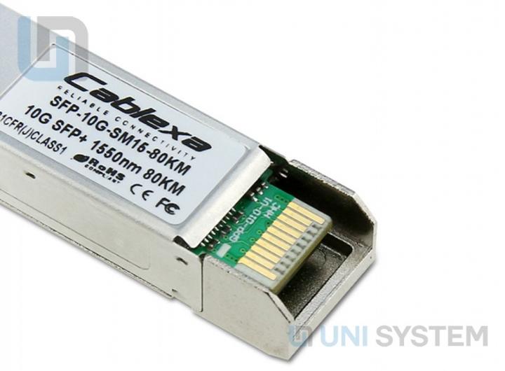 Module quang 10G 80Km Multimode loại 2 sợi quang, tốc độ 10G chính hãng có đầy đủ giấy tờ, bảo hành 24 tháng, cam kết uy tín, giá rẻ.
