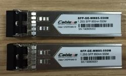 Khái niệm cơ bản về module quang SFP 1000BASE-SX và 1000BASE-LX