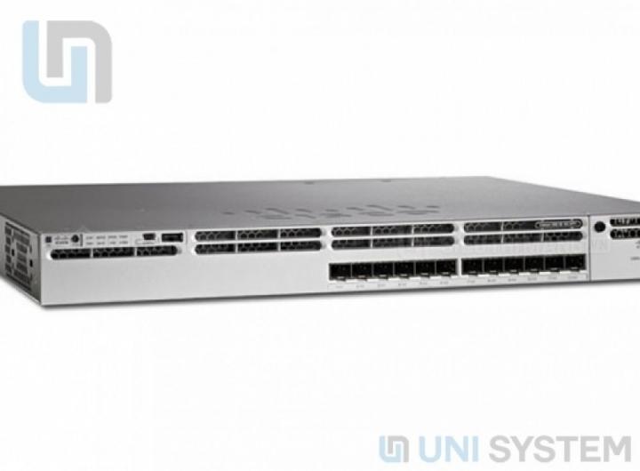 Cisco WS-C3850-12S-S, WS-C3850-12S-S, switch 12 ports sfp cisco WS-C3850-12S-S