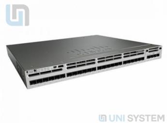 Cisco WS-C3850-24S-S, WS-C3850-24S-S