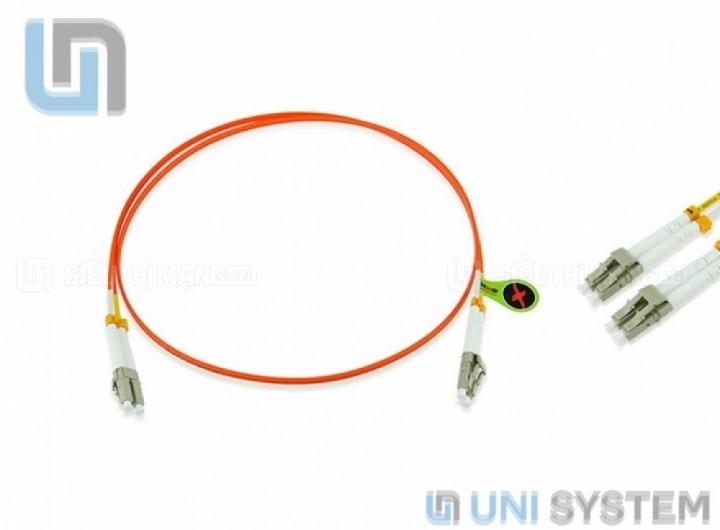 dây nhảy quang multimode lc lc 5m
